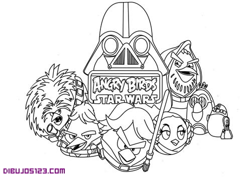 Angry Bris de Star Wars