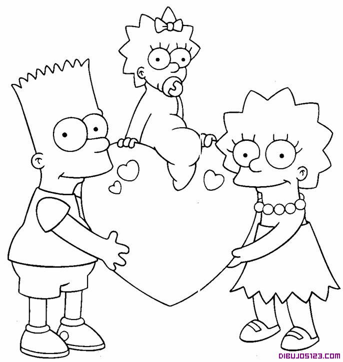 Amor por los Simpsons