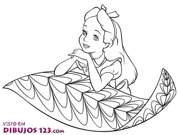 La soñadora Alicia
