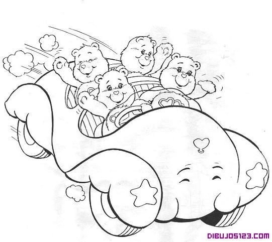 osos amorosos van en coche