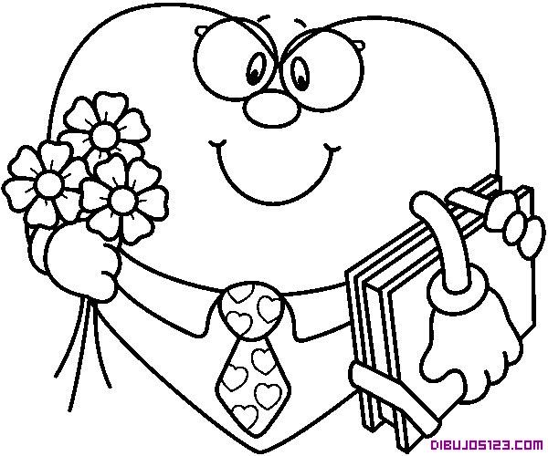 Un corazón enamorado trae regalos