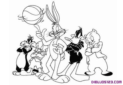 Un equipo de Basket muy divertido