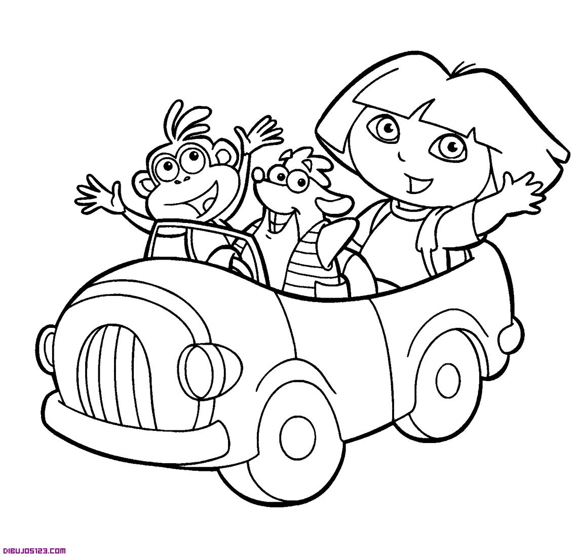 Dora y Botas