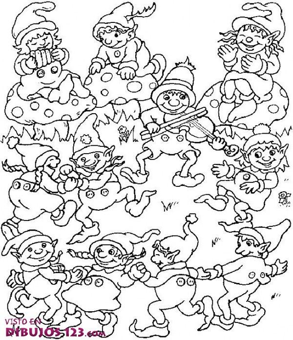 La fiesta de los duendes