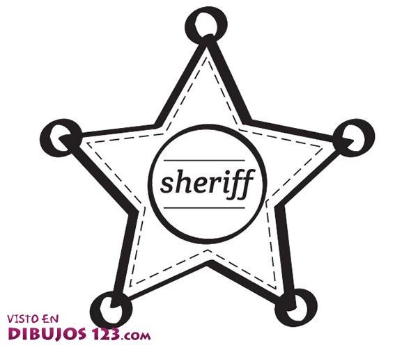 Estrella del Sheriff