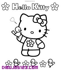 Hello Kitty y patitos
