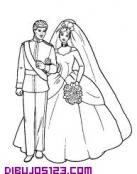 Barbie y Ken se casan