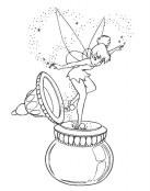 Campanilla sale del frasco mágico