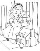 Construyendo la casa de cartón