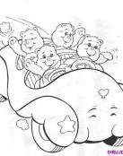Los osos amorosos van en coche