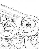 Amigos de Doraemon