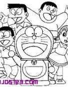 Familia Doraemon