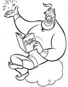 El genio leyendo
