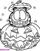 Garfield y la calabaza