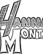 Cartel Hannah Montana