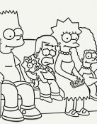 Cambio de papeles en Los Simpsons