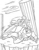 Meg salva a Hércules