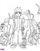 Personajes Ben 10