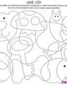 Un lio divertidos de dibujos para pintar