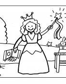 Princesa mágica