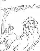 Scar y Simba