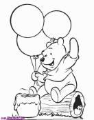 Winnie y los globos